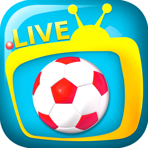 Live Football TV HD Streaming Icon