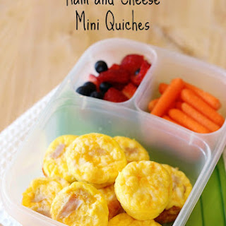 Mini Ham Cheese Quiche Recipes
