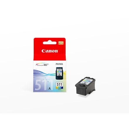 Bläckpatron Canon CL-511  färg