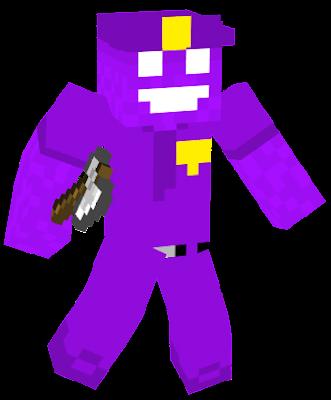 Purple Guy skin.