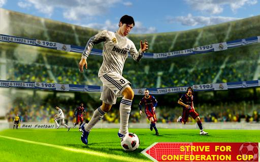 Soccer Football Strike Worldcup Champion League 9.0 screenshots 12