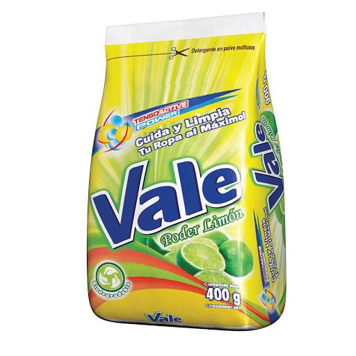 detergente en polvo vale limon 400gr