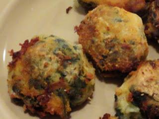 Potato And Spinach Bocconcini Recipe