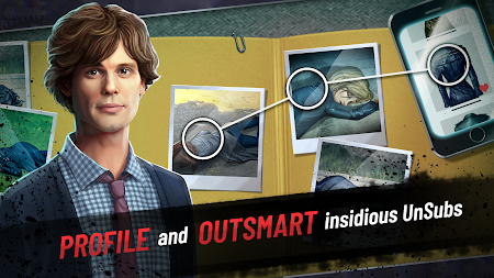 Criminal Minds: The Mobile Game APK screenshot thumbnail 8