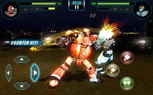 Real Steel World Robot Boxing Screenshot