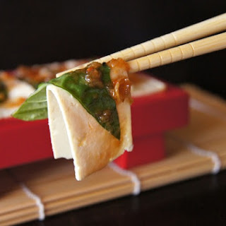 "Tofu ""Sashimi"""