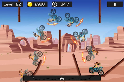 Top Bike - best physics bike stunt racing game 5.09.35 screenshots 4
