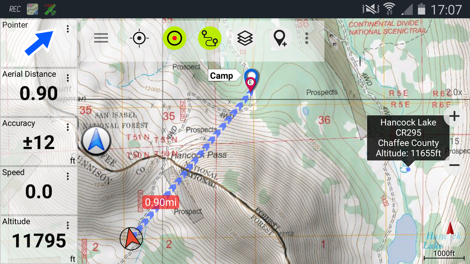 US Topo Maps Free Android Apps On Google Play - Us topological map