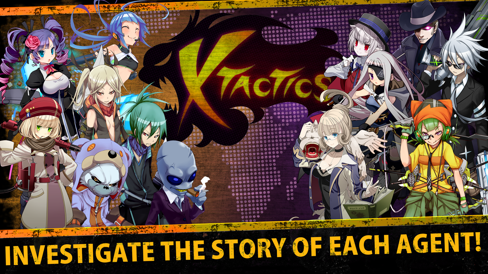 X-Tactics- screenshot