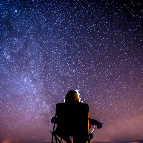 Enjoying The View by Craig Curlee - Travel Locations Landmarks