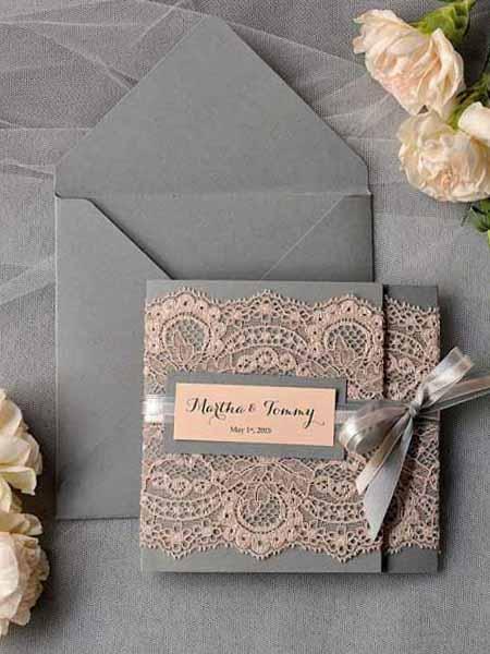 Wedding Invitation Design Idea