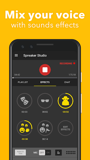 Spreaker Studio - Start your Podcast for Free 1.20.0 screenshots 3