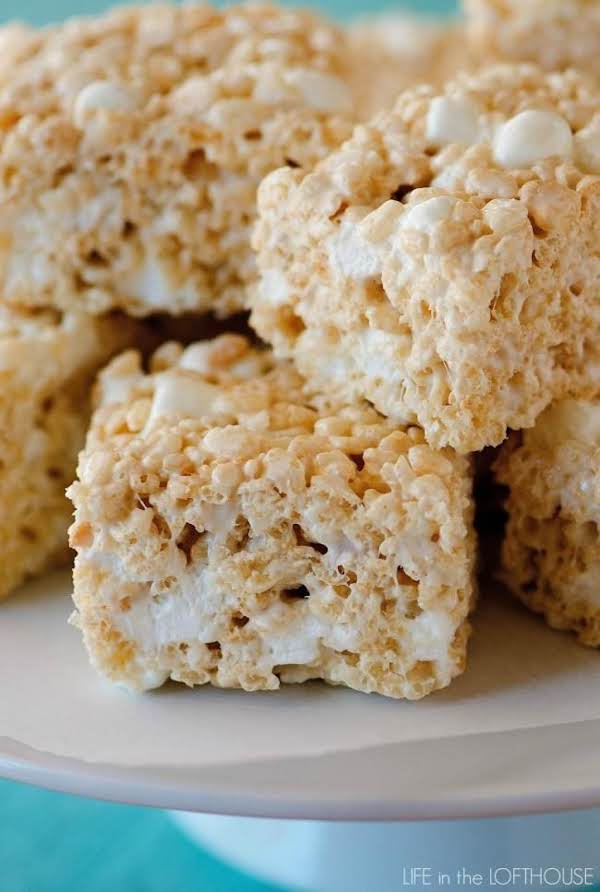 The Best Rice Krispie Treats Recipe