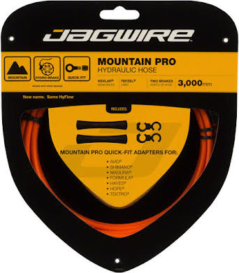 Jagwire Mountain Pro Disc Hose 3m Requires Mountain Pro Quick-Fit Kit alternate image 11