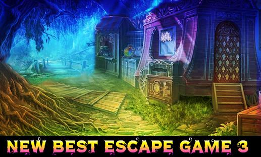 Nový Nejlepší uniknout hra 3 - náhled