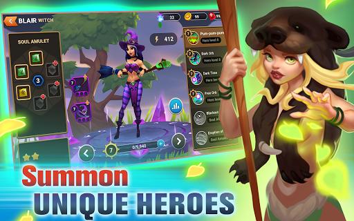 Summon Age: Heroes screenshots 9