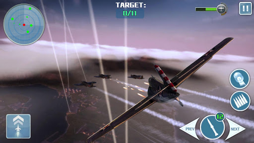 Call of Thunder War- Air Shooting Game 1.1.2 screenshots 6