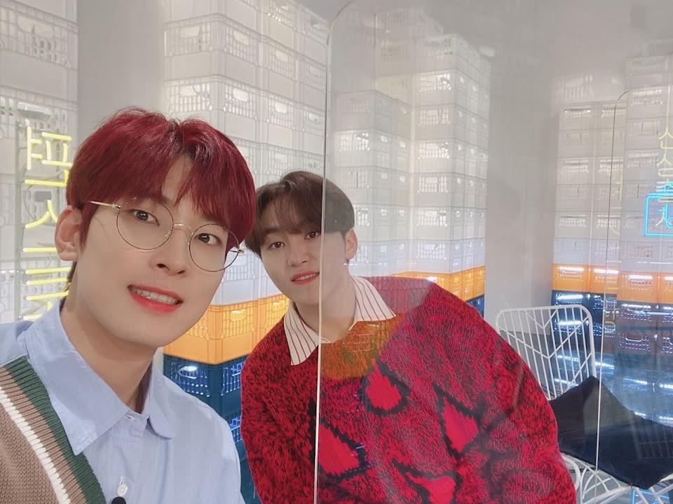 seventeen wonwoo seungkwan
