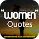 Women Quotes for PC-Windows 7,8,10 and Mac