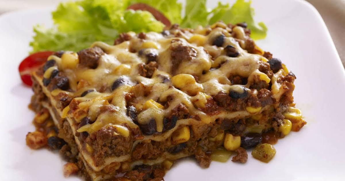 10 Best Southwestern Casserole Ground Beef Recipes