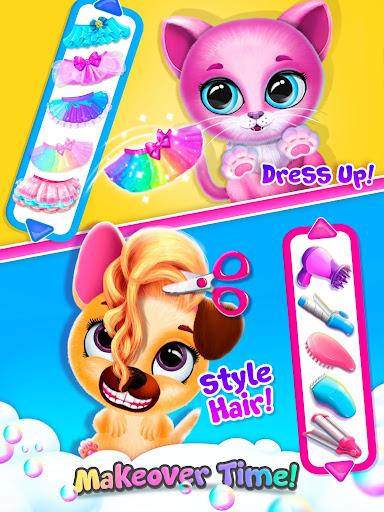 Kiki & Fifi Bubble Party - Fun with Virtual Pets  screenshots 15