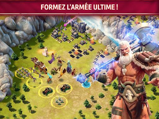 Télécharger Siegefall APK MOD (Astuce) screenshots 1