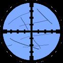 Crosshair sniper / Scope icon