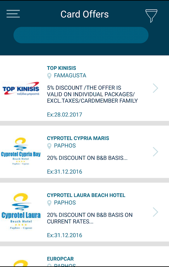 Bank Of Cyprus- screenshot