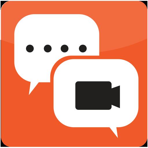 视频聊天机器人 通訊 App LOGO-硬是要APP