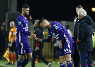 Met Milic en Saelemaekers tegen Club Brugge