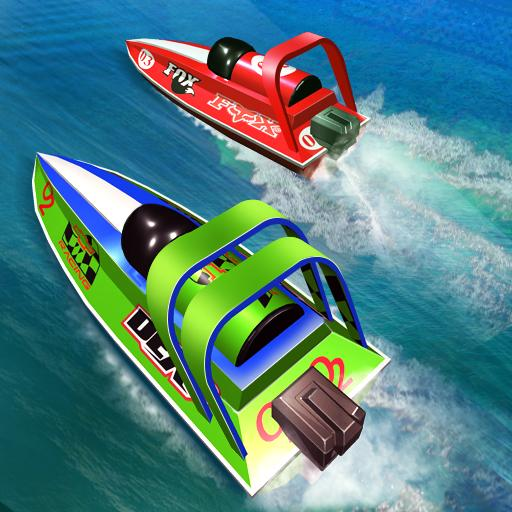 Speed Boat Racing : Racing Games (game)