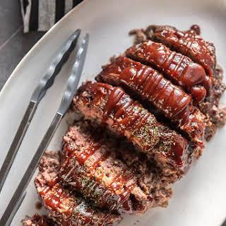 Easy Gluten Free Meatloaf.