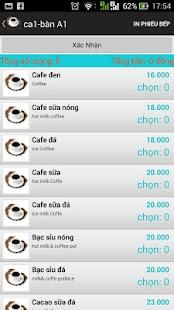 OrderNhanh Nhà Hàng Cafe Karao - náhled