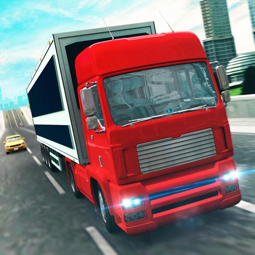 Euro Truck Transport Cargo Simulator