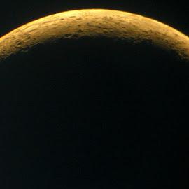 Moon 5 by Andrej Špan - Landscapes Starscapes ( astro foto )
