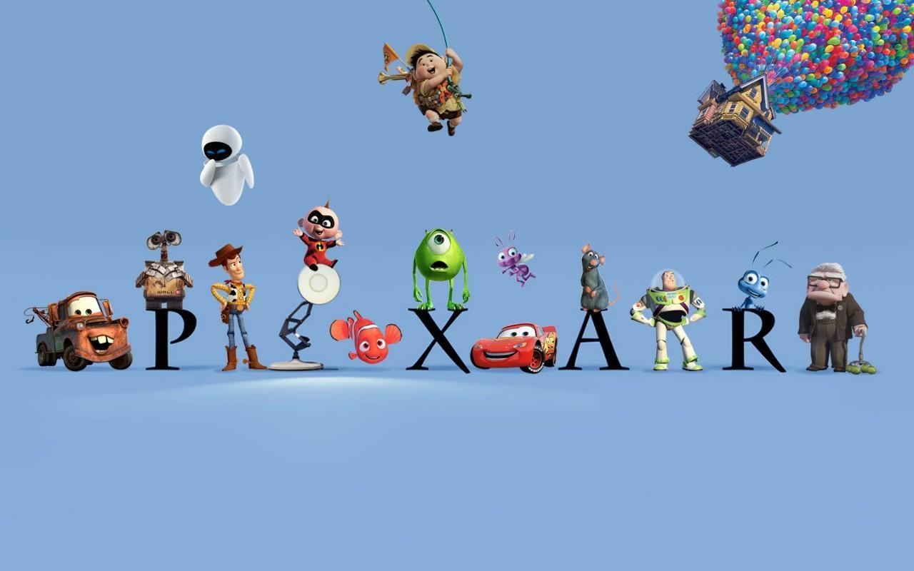 The amazing world of Pixar