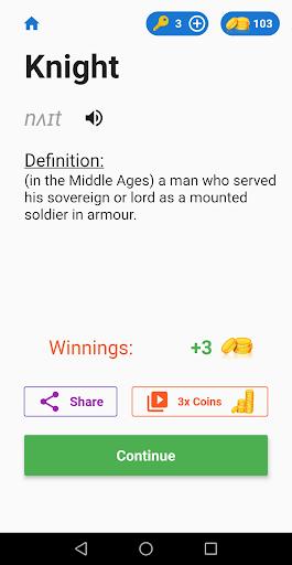 Blanks : Guess the word screenshot 4