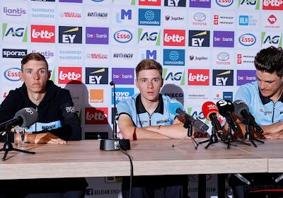 """Remco Evenepoel concludeert dat zijn respect voor Merckx niet wederzijds is: """"Ik ben hier niet om de ploeg te flikken"""""""