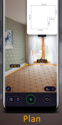 AR Ruler App u2013 Tape Measure & Cam To Plan 1.2.7 screenshots 5