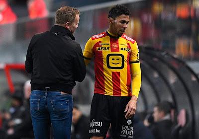 """Moet KV Mechelen ervaren pion missen voor het bekerduel in de Luminus Arena? """"Onderzoek van maandag afwachten"""""""