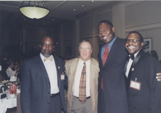 Photo: 2000 Hall of Fame Banquet - Bobby Bowden, Walter McCoy