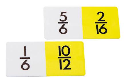 Domino - Bråk - förkortning - 7762-539-1