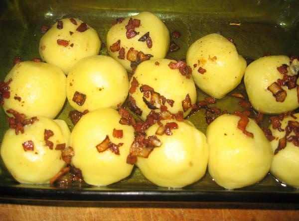 Pyzy Stuffed With Meat (better Than Pierogi) Recipe