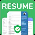 Resume Builder Online CV Maker Download PDF Free icon