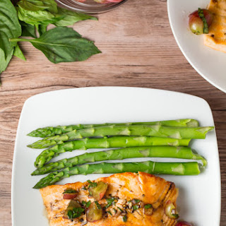 Pan Grilled Salmon Recipes.