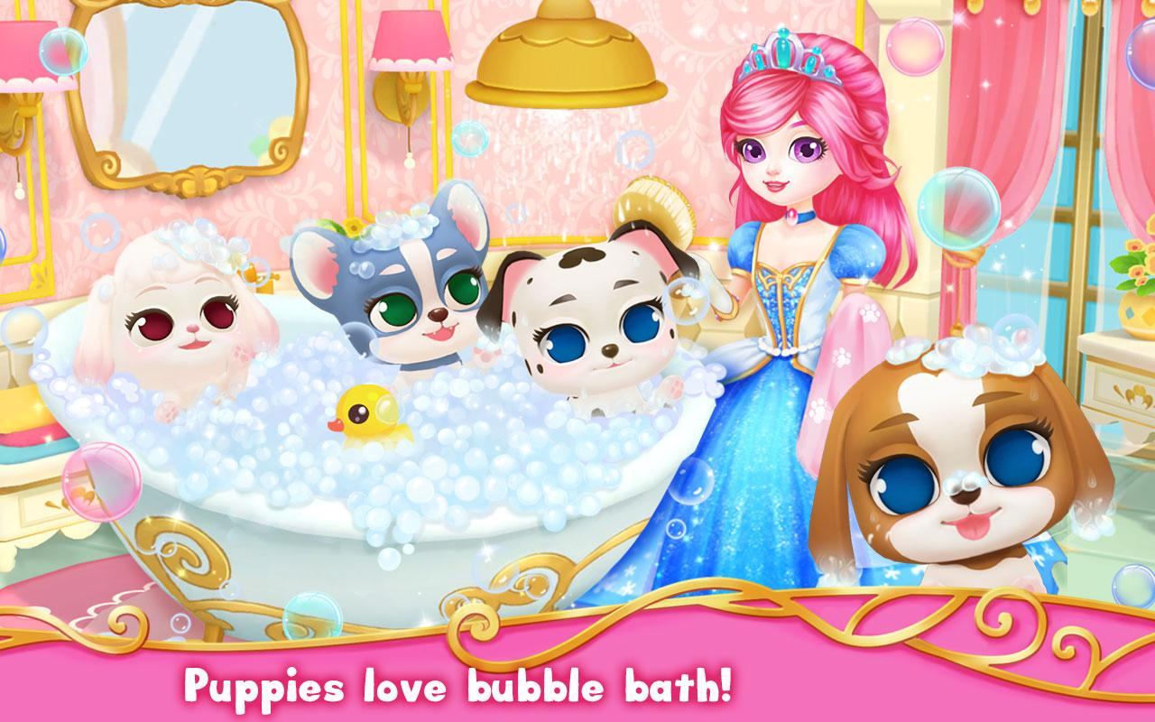 Princess Palace: Royal Puppy- screenshot