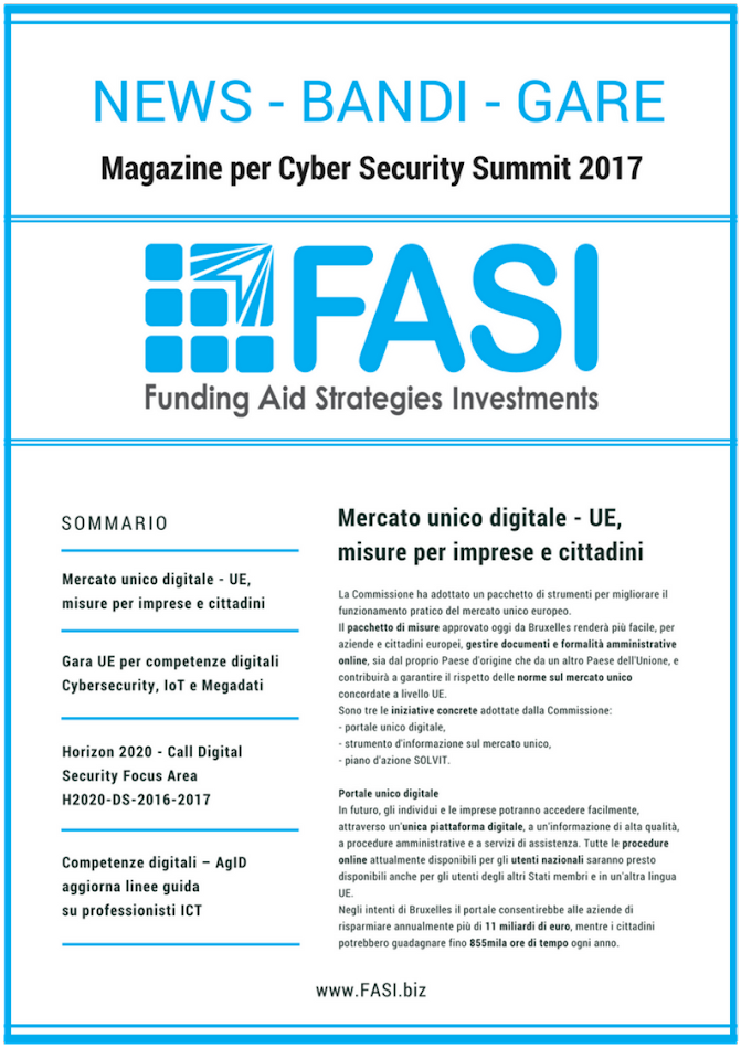 Magazine Cyber Security Summit 2017