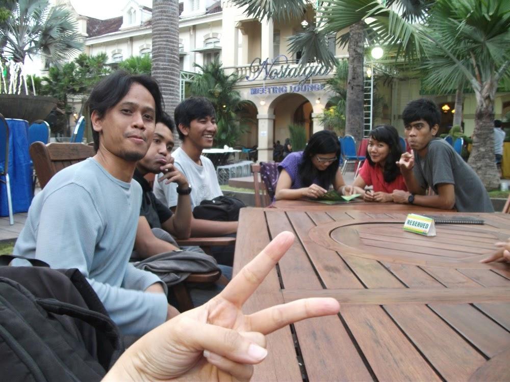 Hallo Surabaya, A Cozy Resto to Mingle