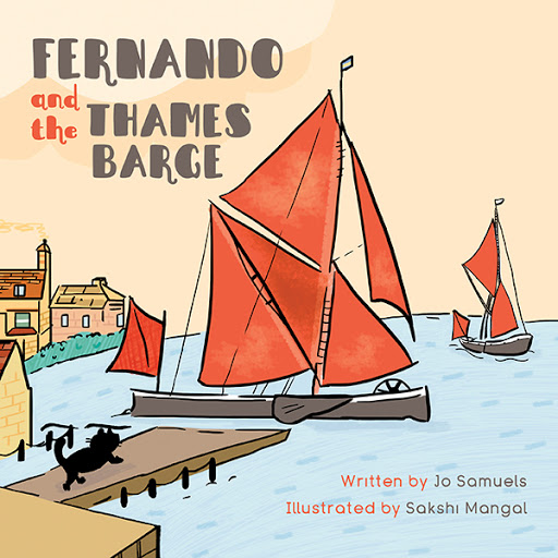 Fernando and The Thames Barge cover