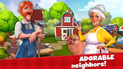 Happy Town Farm: Farming Games & City Building 1.0.0 Pc-softi 6